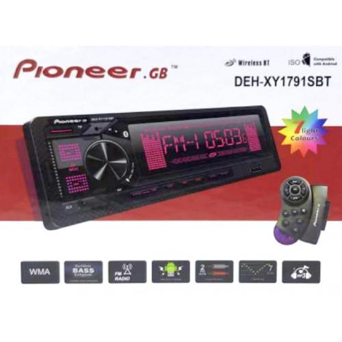 автомагнитола+Bluetooth+USB+AUX+Радио DEH-XY1791SBT