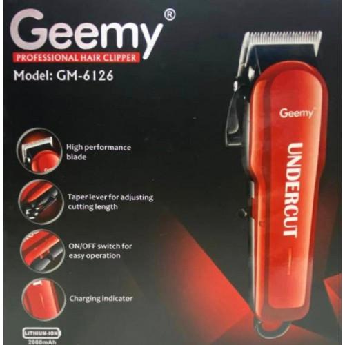 машинка для стрижки волос Gemei GM-6126