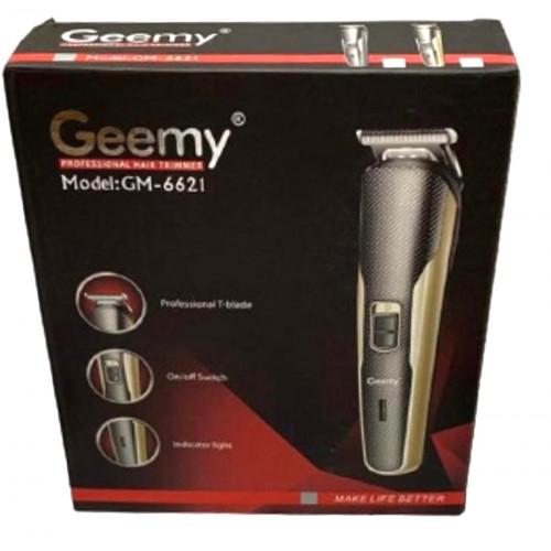 машинка для стрижки волос Gemei GM-6621