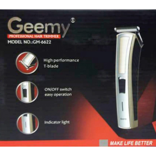 машинка для стрижки волос Gemei GM-6622