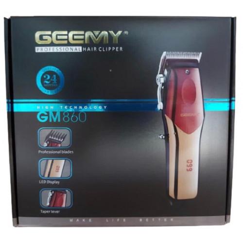машинка для стрижки волос Gemei GM-860