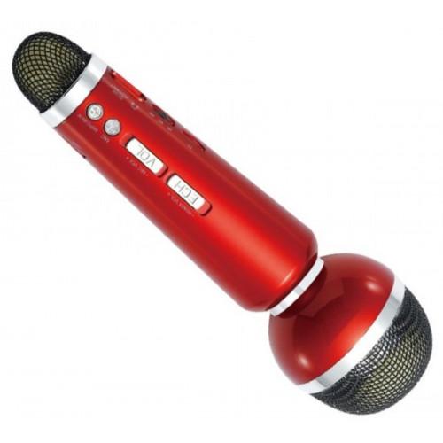 колонка микрофон+Bluetooth+USB+радио+аккумулятор WSTER WS-1807