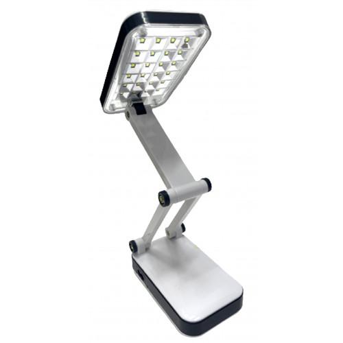 лампа настольная+аккумулятор+зарядка от сети YT-666