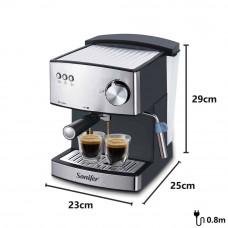 кофеварка электрическая Sonifer, емкость 1.6л, мощноть 850w SF-3528