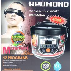 мультиварка REDMOND 12 программ, емкость 6л, мощность 900w RMC-M166