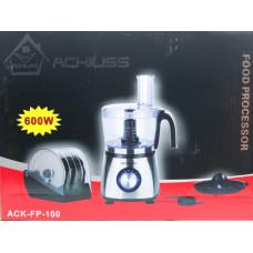 многофункциональный кухонный комбайн ACKILISS, с 4-я режимами, мощность 600w FP-100