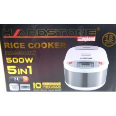 мультиварка-рисоварка Hardstone 10 программ, емкость 3л, мощность 500w RCS3500W
