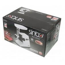 мясорубка электрическая Simbo с обратным реверсом, мощность 1500w SHB-3074