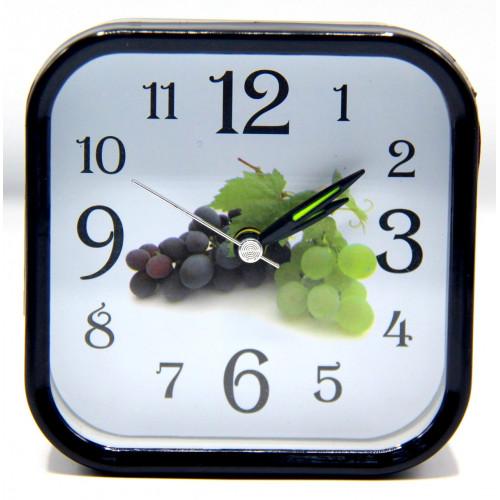 часы+будильник JX-806FR