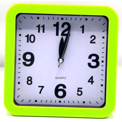 часы+будильник K-42