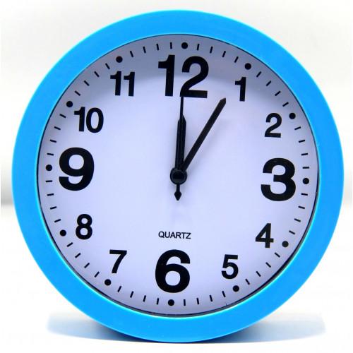 часы+будильник K-43