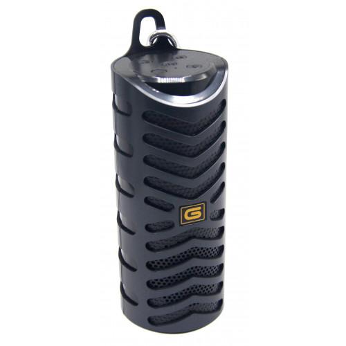 колонка GiBOX G008+Bluetooth+USB+радио+аккумулятор+Power Bank (1 сорт)