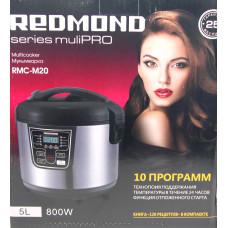 мультиварка 10 программ, емкость 5л, мощность 800w RMC-M20
