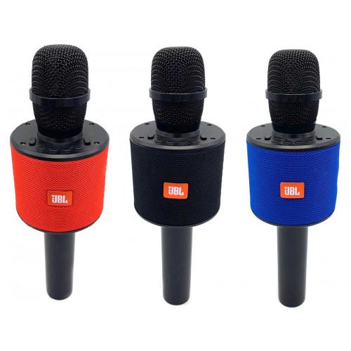 колонка микрофон+Bluetooth+USB+радио+аккумулятор Q100