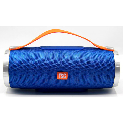 колонка Portable TG-109+Bluetooth+USB+радио+4 динамика+аккумулятор+Power Bank (1 сорт)