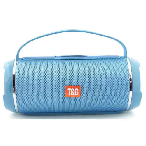 колонка Portable TG-116+Bluetooth+USB+радио+4 динамика+аккумулятор (1 сорт)