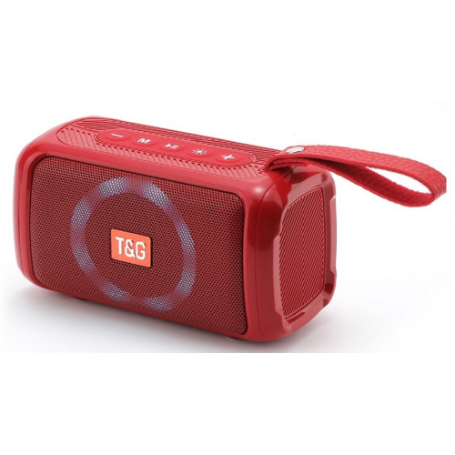 колонка TG-193+Bluetooth+USB+радио+4 динамика+аккумулятор
