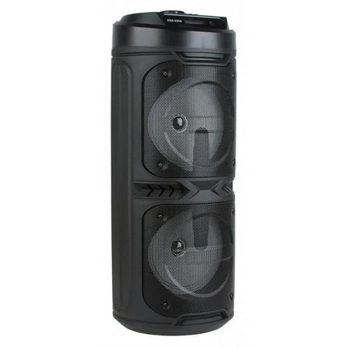 бумбокс+Bluetooth+USB+SD+радио+аккумулятор+микрофон+эквалайзер+светомузыка ZQS-6209