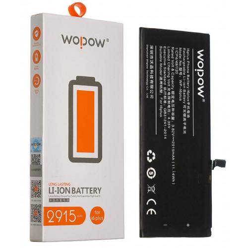 аккумулятор для Iphone 6 Plus Wopow 2915mAh