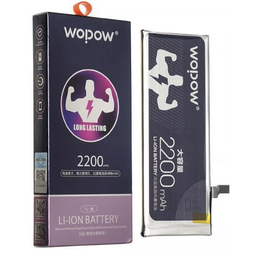 аккумулятор для Iphone 6 Wopow 2200mAh
