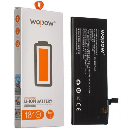 аккумулятор для Iphone 6 Wopow 1810mAh