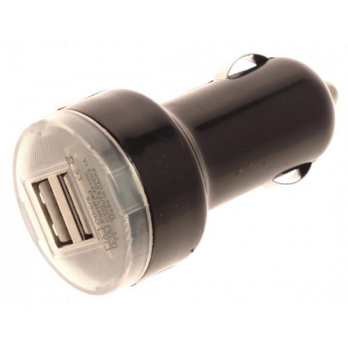 авто зарядка 2 USB, 2,1A (A8-5656)