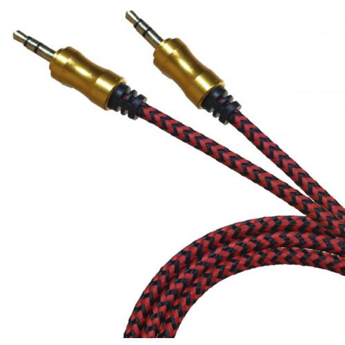 кабель AUX в оплетки дорогой 143