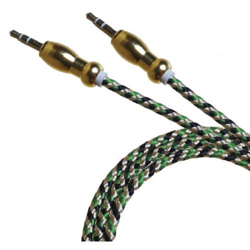 кабель AUX в оплетки дорогой 328