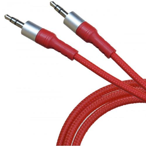кабель AUX в оплетки дорогой 472