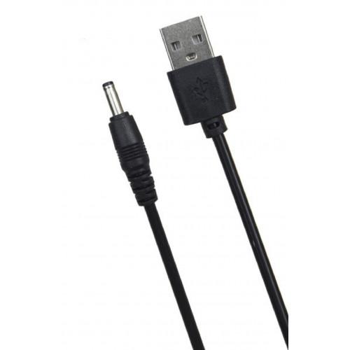 кабель USB 3,5х1,35 D10