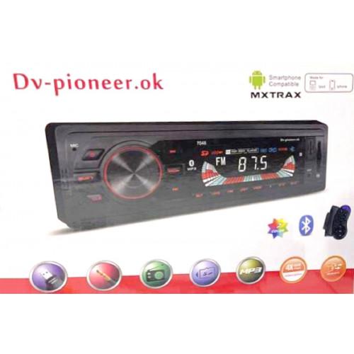 автомагнитола+Bluetooth+USB+AUX+Радио 7048