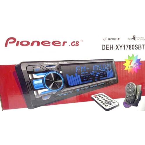 автомагнитола+Bluetooth+USB+AUX+Радио DEH-XY1780SBT