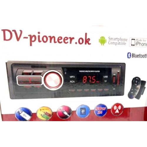 автомагнитола+Bluetooth+USB+AUX+Радио JSD-2103
