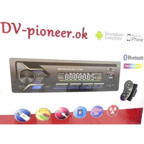автомагнитола+Bluetooth+USB+AUX+Радио JSD-413