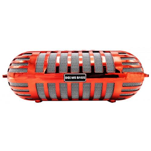 колонка Booms Bass+Bluetooth+USB+SD+радио+аккумулятор L7