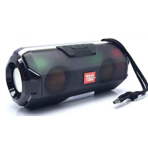 колонка TG-143+Bluetooth+USB+радио+4 динамика+аккумулятор