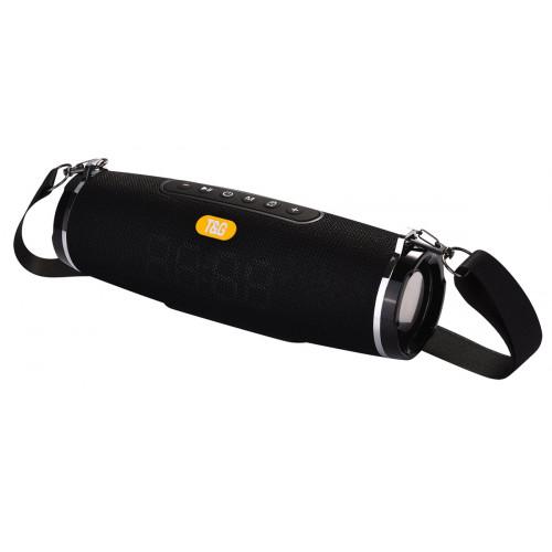 колонка TG-176+Bluetooth+USB+часы+радио+4 динамика+аккумулятор