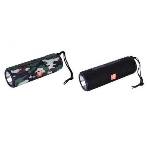 колонка TG-604+Bluetooth+USB+радио+4 динамика+фонарик+аккумулятор