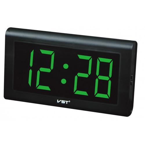часы настенные VST-795/4 (ярко-зеленый) 1 сорт