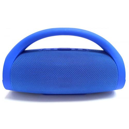 колонка мини Booms Box 22см+Bluetooth+USB+радио+4 динамика+аккумулятор+Power Bank (1 сорт)