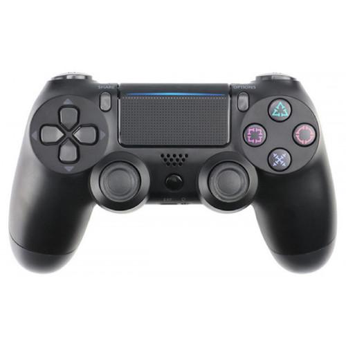 джойстик беспроводной PS4  черный
