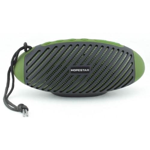 колонка HOPESTAR P5+Bluetooth+USB+SD+радио+4 динамика+аккумулятор+Power Bank (оригинал)