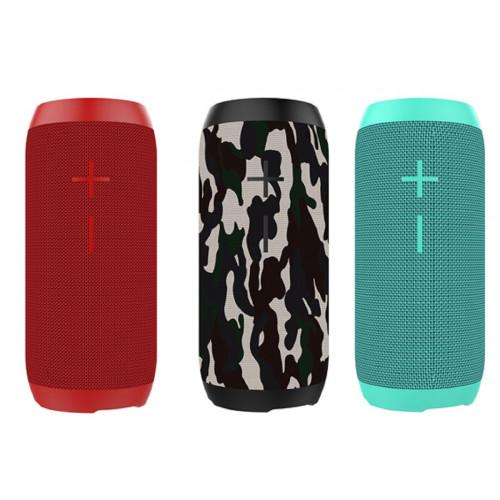 колонка HOPESTAR P7+Bluetooth+USB+SD+радио+4 динамика+аккумулятор+Power Bank (оригинал)