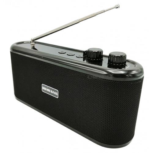колонка Booms Bass+Bluetooth+USB+SD+радио+аккумулятор L5