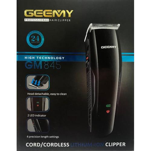 машинка для стрижки волос Gemei GM-845