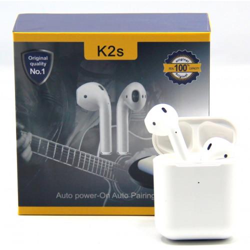 наушники беспроводные K2s