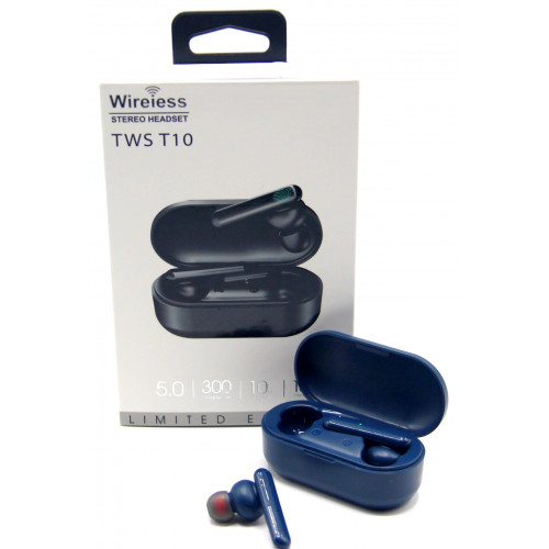 наушники беспроводные T10 TWS