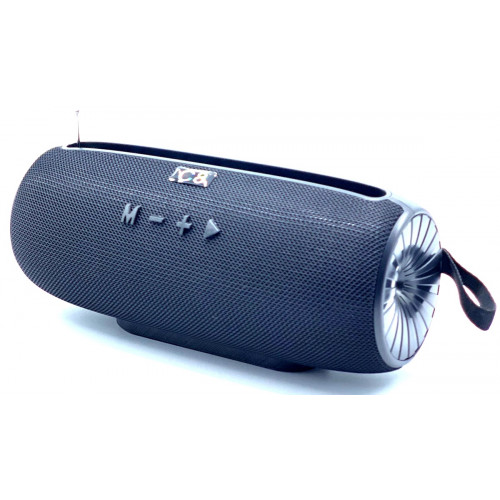 колонка C8+Bluetooth+USB+радио+4 динамика+подставка+аккумулятор (1 сорт)