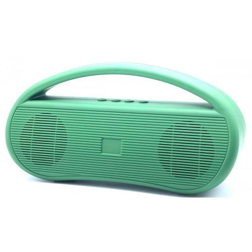колонка SLC-095+Bluetooth+USB+радио+4 динамика+аккумулятор (1 сорт)