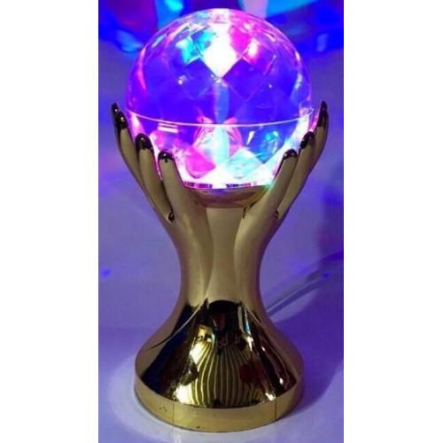 диско лампа Full color ручки